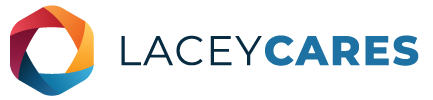 Lacey Cares Logo